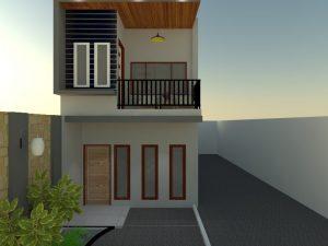 desain rumah di magelang