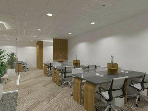 gambar desain interior kantor