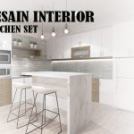 desain interior kitchen set