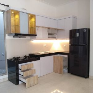 USTOM KITCHEN SET TERBAIK